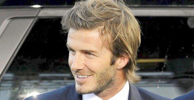 Beckham no fichará por el París Saint-Germain