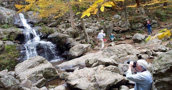El Valle de Shenandoah es un paraíso en el otoño