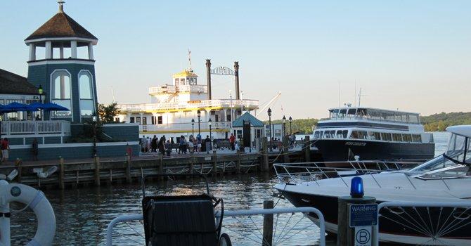 El Potomac tiene encantos en toda su extensión