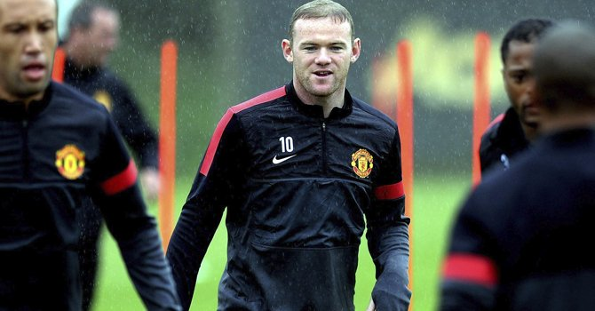 Man-U rechaza oferta del Chelsea por Rooney