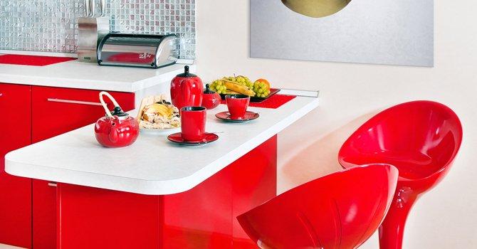 Las ventajas de las barras para cocinas el tiempo latino - Mesas de cocina tipo barra ...
