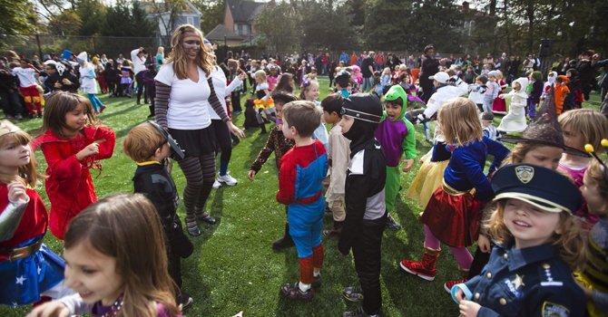 Halloween para niños diabéticos y celíacos