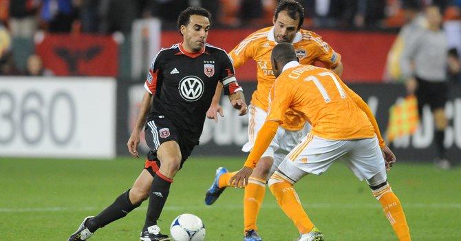 De Rosario jugaría con el United ante Houston