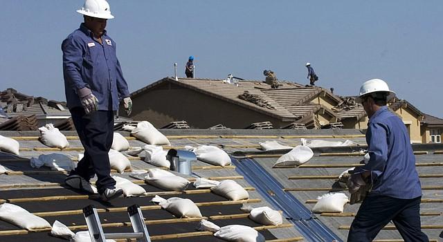 Cuando el techo tiene moho se debe considerar la opción de cambiarlo por completo.