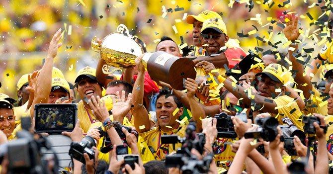 Barcelona de Guayaquil campeón de Ecuador