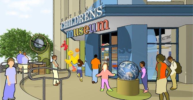 Inauguran el Museo de los Niños