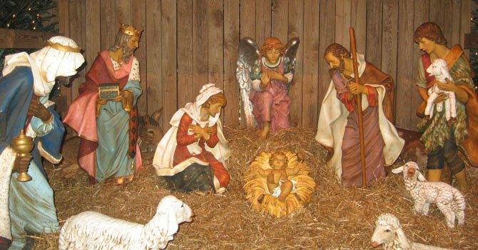 Nacimiento de jesus decoracion the for Decoracion hogar 2012
