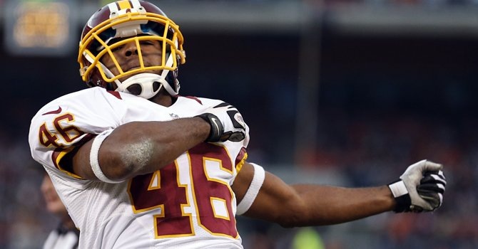 Los Redskins siguen imparables