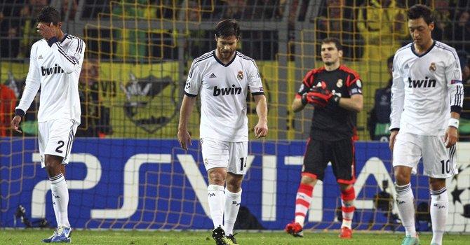 Real Madrid pasa de la fiesta a la depresión