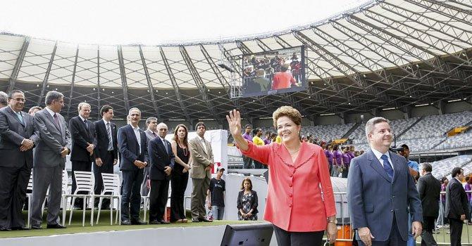Brasil, capital deportiva por cuatro años