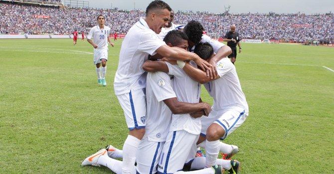 Honduras favorito en el Grupo B de la Copa Oro