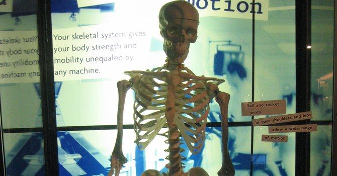 Un museo de ciencias interactivo en Virginia