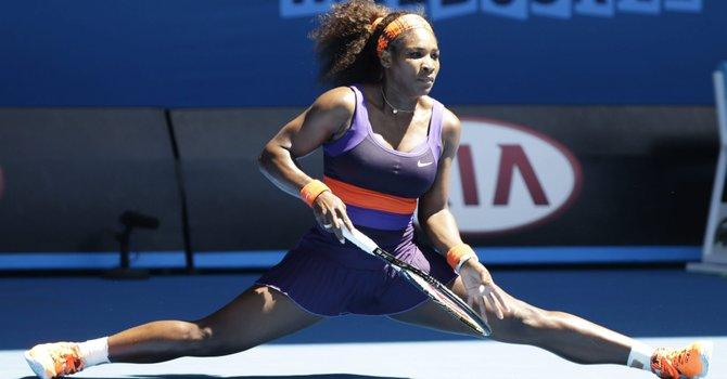 Serena Williams fuera del Abierto de Australia