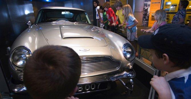 Museo del Espionaje entre los más raros