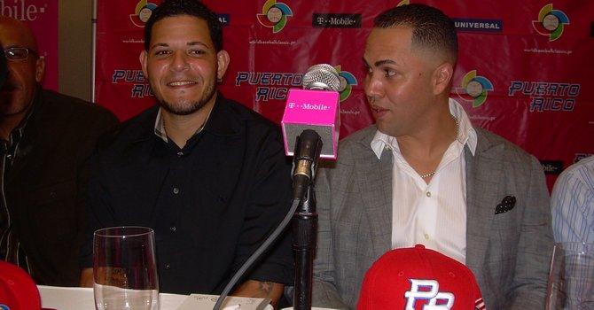 Mundial de Béisbol: Puerto Rico está fuerte
