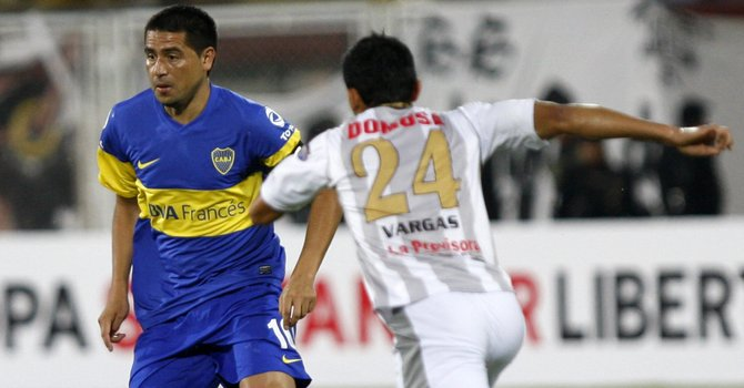 Riquelme regresa al Boca Juniors
