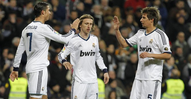 Champions: Manchester United vs. Real Madrid
