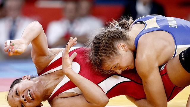 La lucha olímpica es una de los deportes más antiguos de los Juegos Olímpicos.