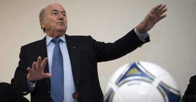 La FIFA anuncia su lucha contra los esteroides
