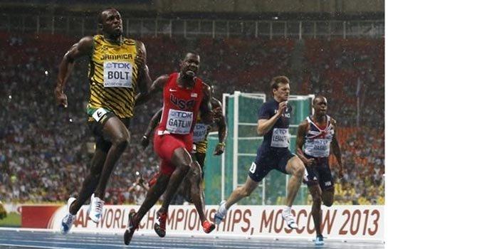Usain Bolt vuelve a reinar en los 100 metros