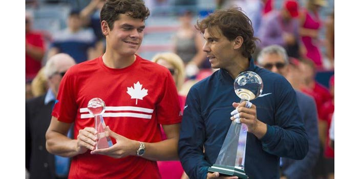 Nadal reconquista Montreal