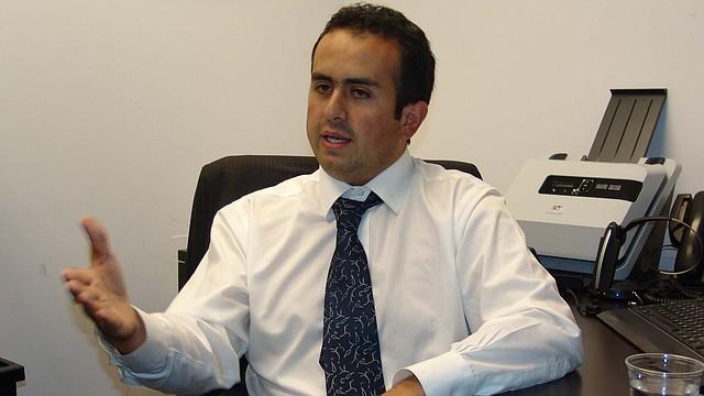 MARCELO MARTÍNEZ CÉSPEDES Cónsul del Estado Plurinacional de Bolivia en Washington