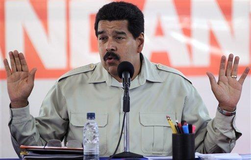 Maduro: ¿Contra la corrupción o por más poder?