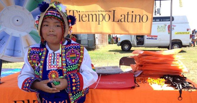 Comunidad boliviana celebra en Manassas