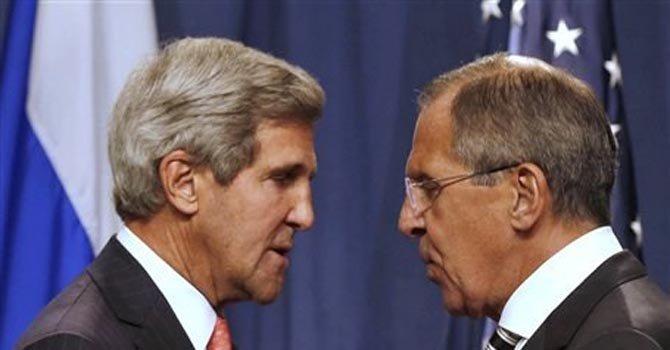EEUU y Rusia logran acuerdo sobre Siria