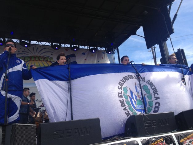 Festival Salvadoreño congrega a más de 20.000 en Maryland