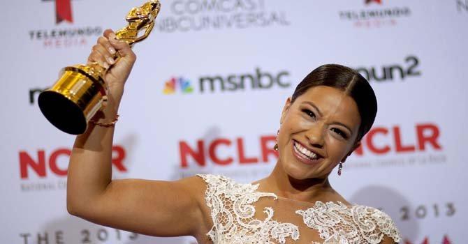 Premios Alma reconocen talento latino