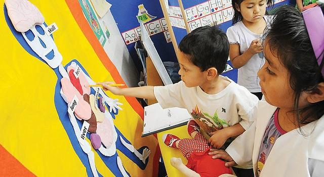 La importancia de la educación preescolar.