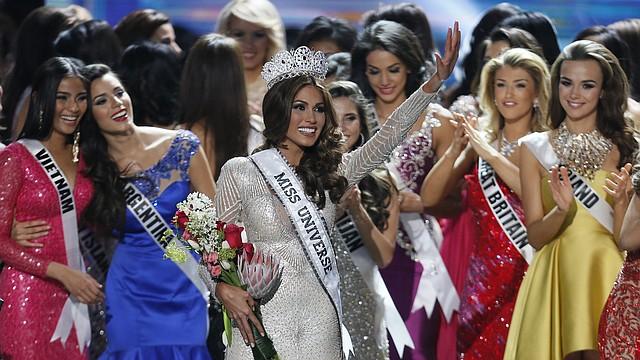 La venezolana Gabriela Isler de 25 años es Miss Universo 2013