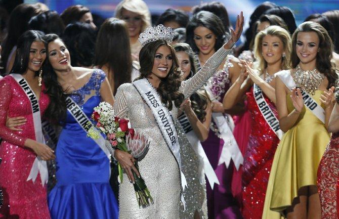 Miss Venezuela es Miss Universo