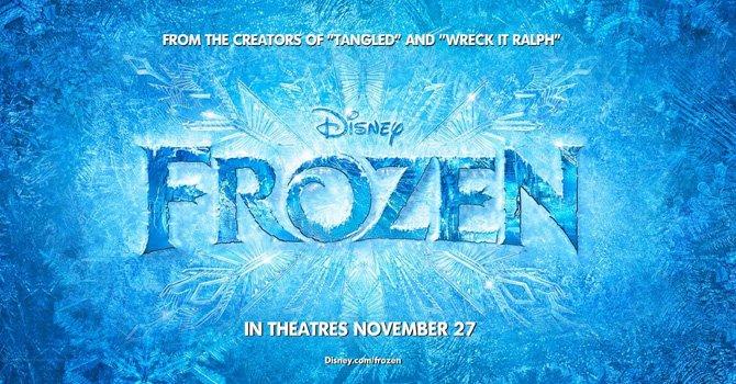 """Gana Boletos para el Pre-estreno de la película de """"Frozen"""""""