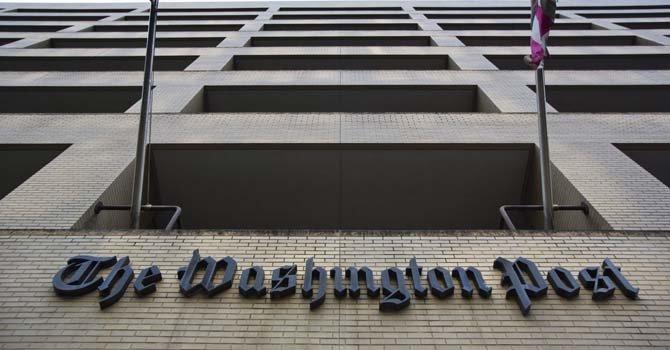 La sede de The Washington Post vendida por $159 millones