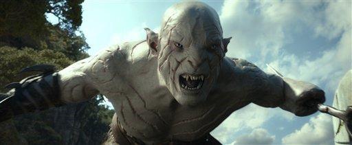 """El """"hobbit"""" lidera la taquilla"""
