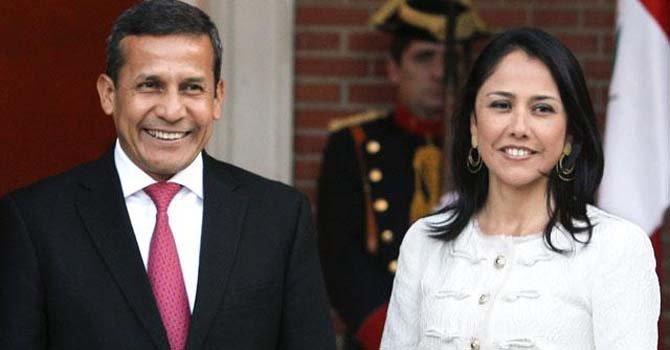 Perú: ¿esposa de Humala a la presidencia?