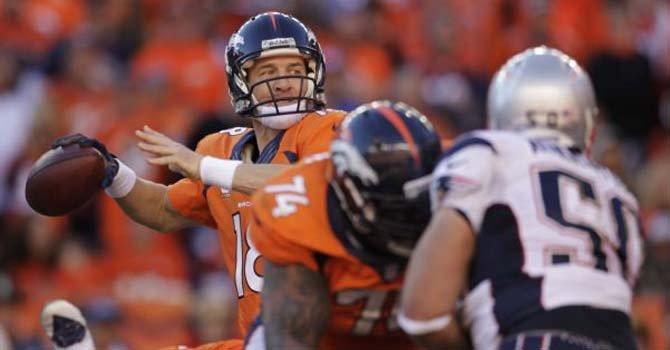 Broncos van al Super Bowl