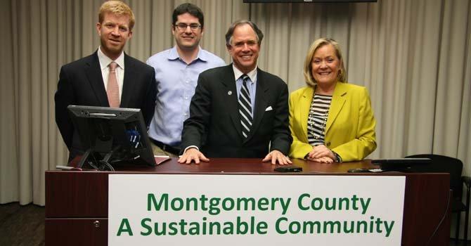 Montgomery busca liderar tema de medio ambiente