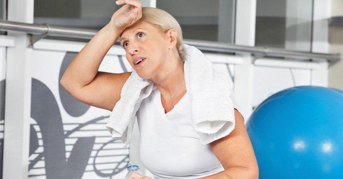Menopausia con enegía y buena silueta!