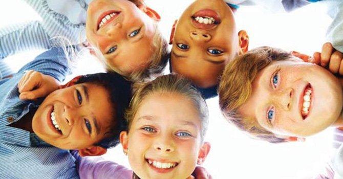 Colecta de regreso a clases para niños en Casa de Amparo