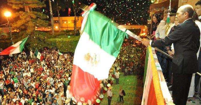 Celebran Independencia de México con diversas festividades en el condado de SD