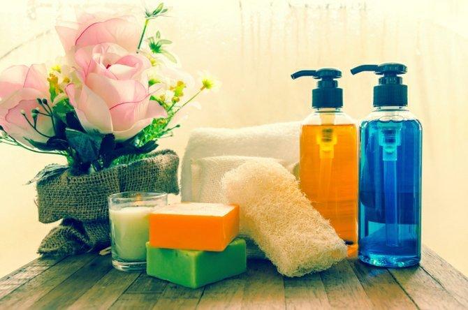 Cinco productos de belleza naturales sin ingredientes dañinos