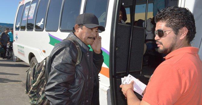 Ticketon, cruce a Tijuana seguro y confiable