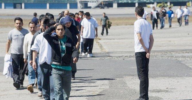 Más de Centroamérica por primera vez en seis décadas, la migración centroamericana supera a la mexicana, dice Pew