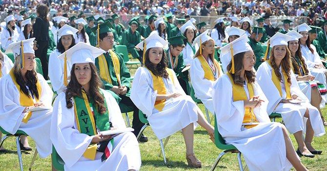 ¡Se graduaron! Alrededor de 9 mil alumnos de SWUHSD; estiman que al menos 60%, son latinos