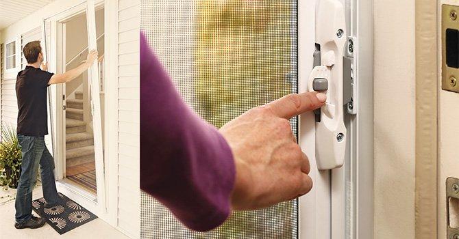 Abre la puerta de tu casa al aire fresco