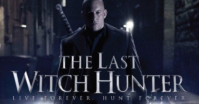 Participa y gana boletos para el pre estreno de la película The Last Witch Hunter