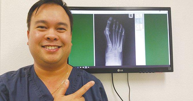 La nueva cura para la artritis en los pies